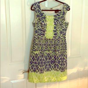 💙ADRIANNA PAPELL DRESS